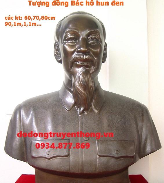 Duc tuong bac ho bang dong
