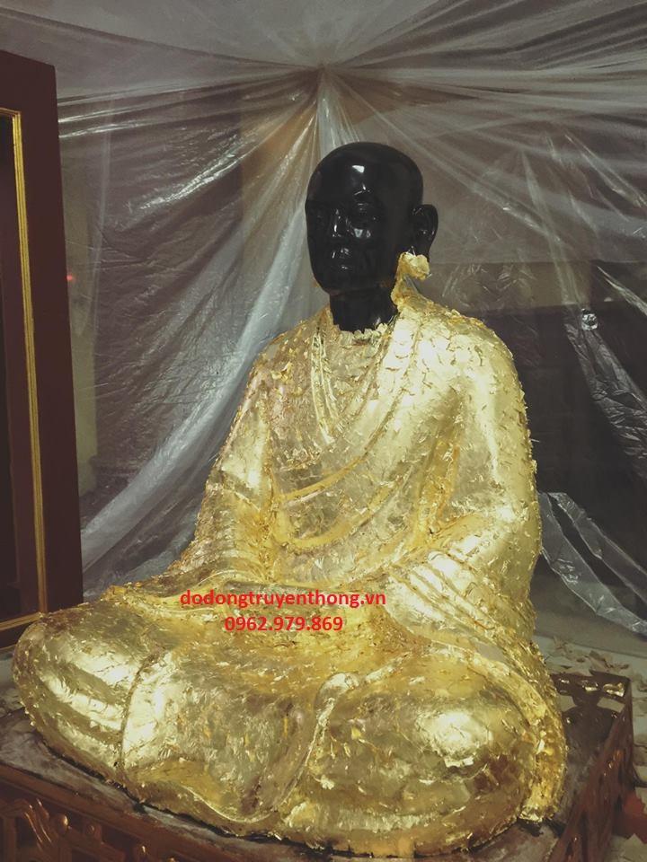 địa chỉ thếp vàng tượng phật tại quận tân bình uy tín