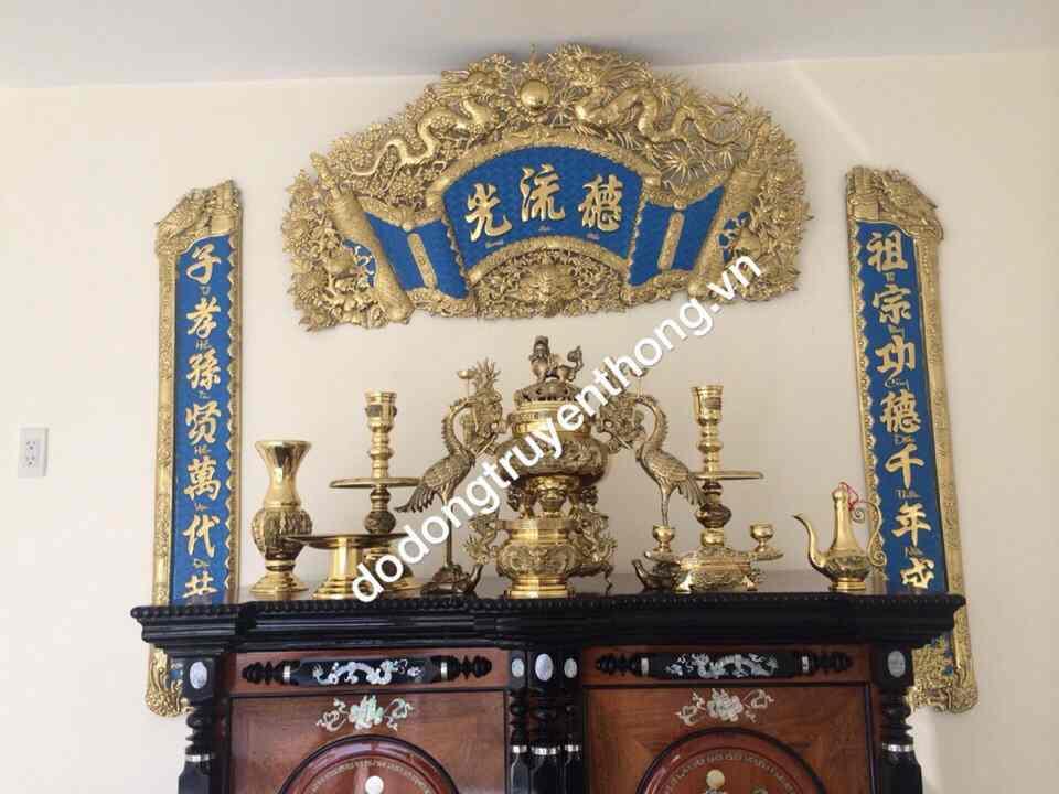 Trình bày từ phân phối hào phóng đến bàn thờ